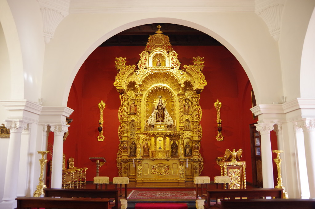 Chapel of the palace