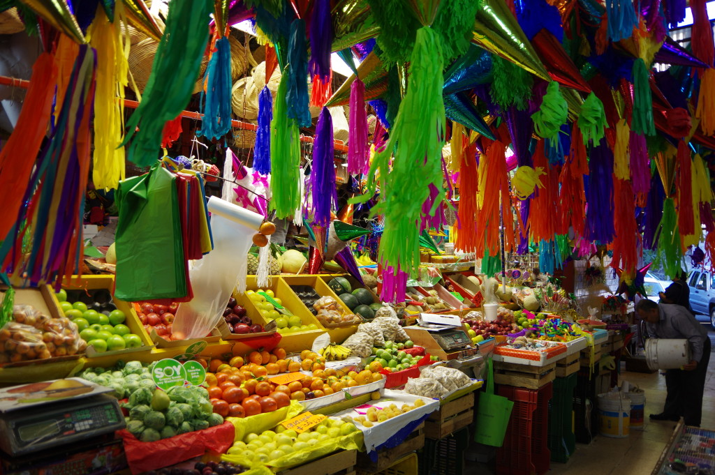 Market in Coyoacán