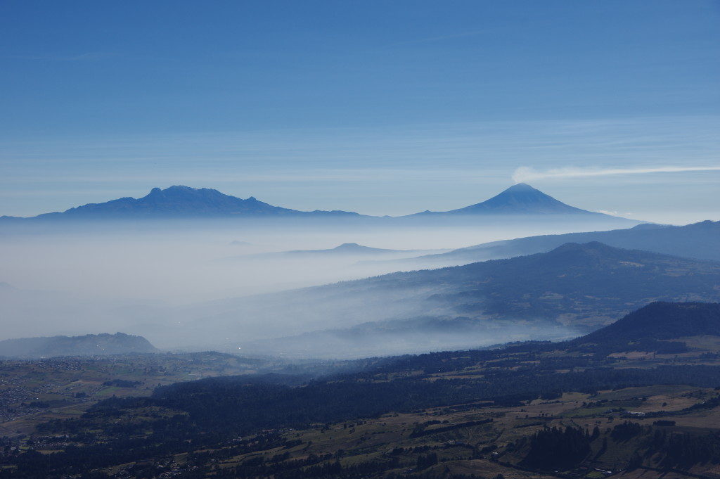 View from Ajusco