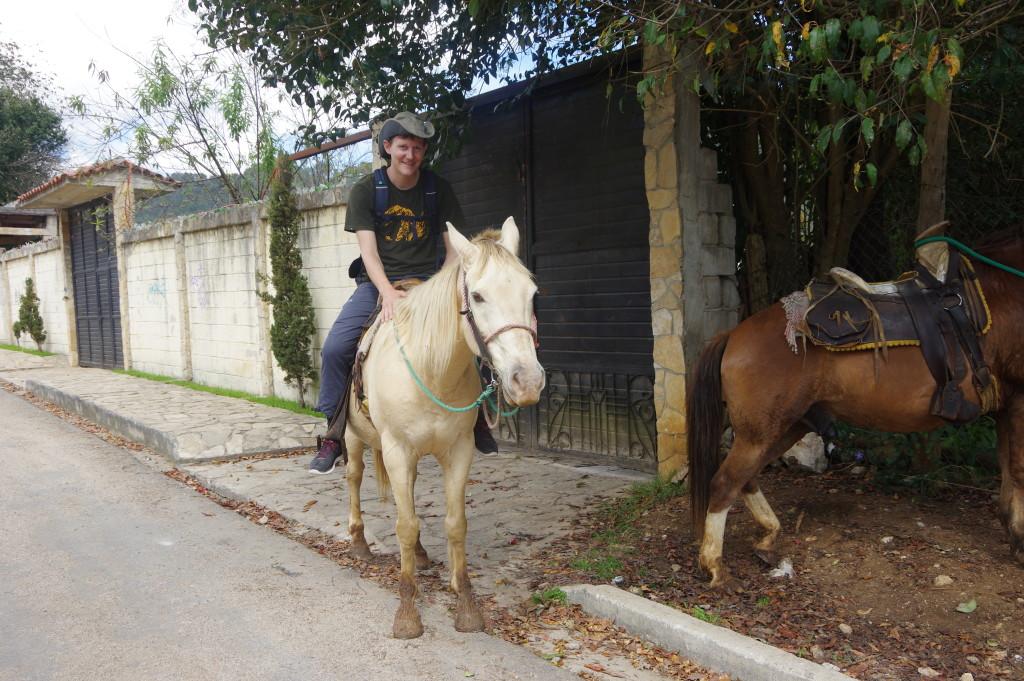 Horseback ride to San Juan Chamula