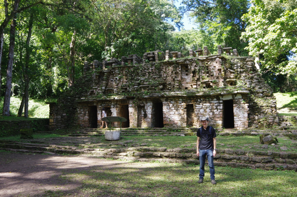 """El Laberinto"" at Yaxchilán"
