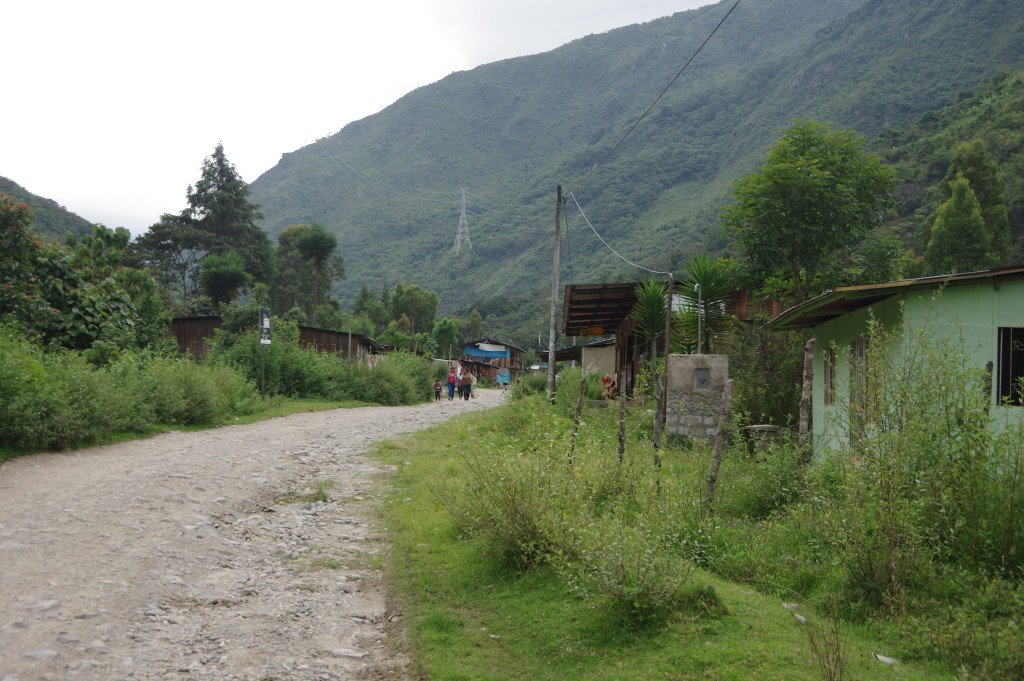 Village of Playa Sawayaco